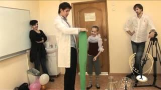 Смотреть видео Химическое шоу -