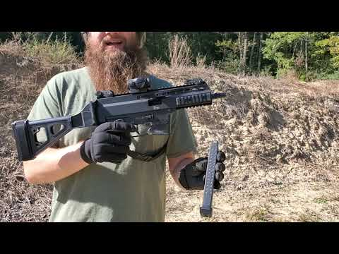 B&T APC9 PRO Pistol-With Glock magazine compatible lower at Atlantic Firearms