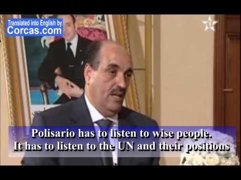 CORCAS chairman interview on Western Sahara TV (TV Laayoune) - Western Sahara Autonomy
