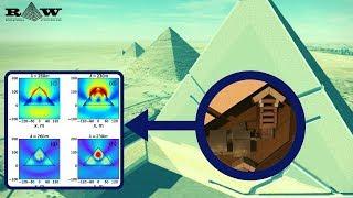La Grande Pyramide Livre des Secrets sur l'Énergie Électromagnétique