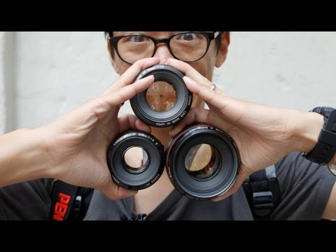 Which 50mm Lens Should You Buy?