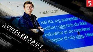 Flyttemanden fortsætter, selvom han allerede har været konfronteret i Svindlerjagt | Kanal 5