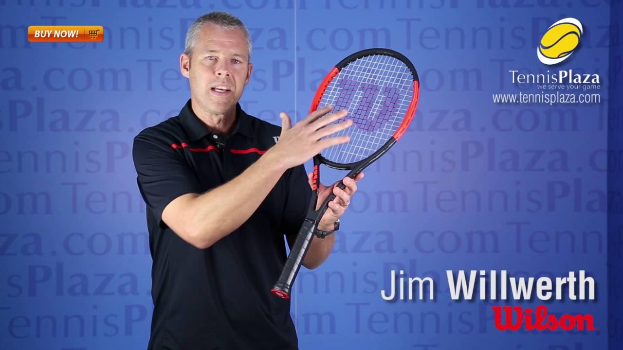 3eb913b93 Wilson Pro Staff 97 2017 Tennis Racquet Review