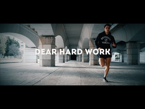 """DEAR HARD WORK"" Motivational sport film."