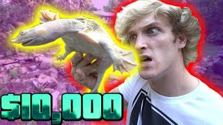 RELEASING MY $10,000 ALBINO TURTLE!