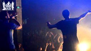 Blaya DUB Playa ft Gazda Paja - Nimfo (LIVE) | Svi Kao Jedan 2014