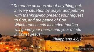 Daily Bible Verse 1