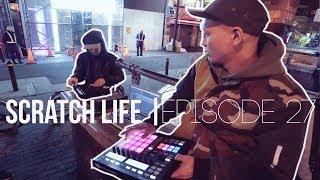 HIP HOP LIVES IN JAPAN!   Scratch Life Episode 27