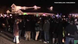 Candy Cane Lane Christmas Celebration