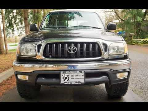 2001 Toyota Tacoma Prerunner 2 Owners Double Cab 143K for sale in Milwaukie, OR