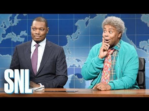 Weekend Update: Willie on February - SNL