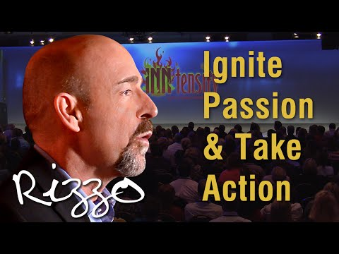 Business Speaker Steve Rizzo: Ignite Passion and Take Action