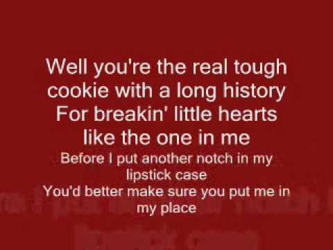 Pat Benatar - Hit Me With Your Best Shot lyrics
