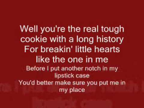 Pat Benatar - Hit Me With Your Best Shot lyrics