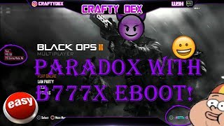 HOW TO INSTALL PARADOX SH V2 WITH B777x EBOOT! *EASY*