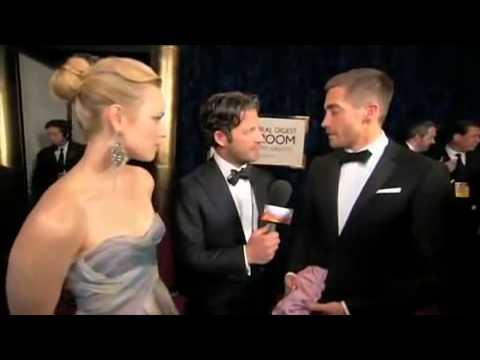 Jake Gyllenhaal asked about Heath Ledger