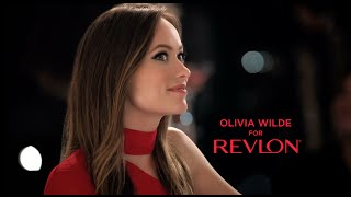 Olivia Wilde chooses love with Revlon