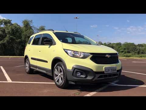 Avaliação Chevrolet Nova Spin Activ 7 lugares 2019/ Vrum BRASÍLIA