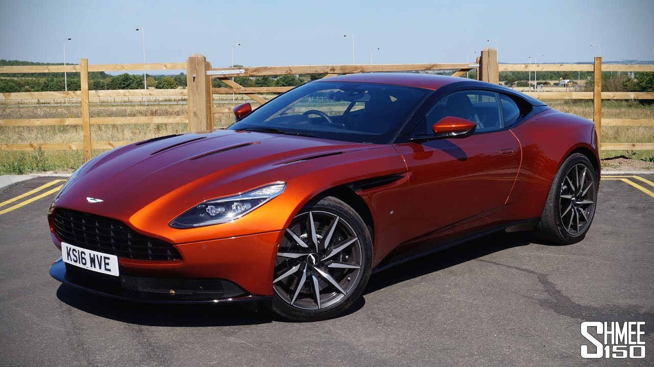 Is The Aston Martin Db11 The Start Of A New Era Youtube