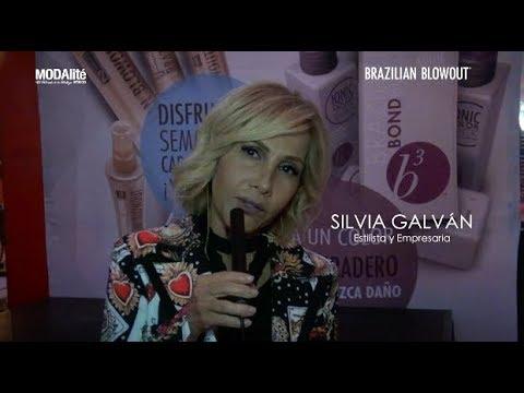 Reconocimiento a Silvia Galván y sus salones por Brazilian Blowout México