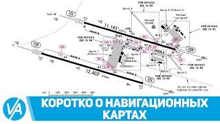 Краткий обзор навигационных карт