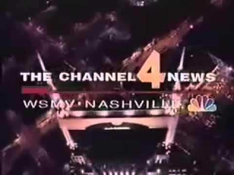 WSMV-TV news opens