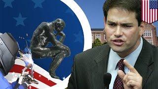 GOP Debate: Marco Rubio wants more welders and fewer philosophers. Is he right? - TomoNews