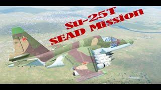 DCS: Su-25T SEAD Mission