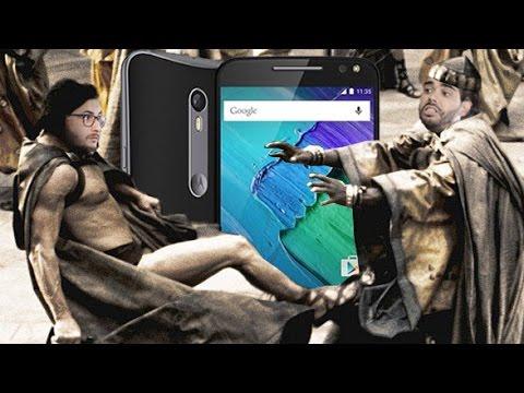Enfrentados por el Motorola Moto X Style