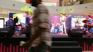 #04 SPANDA Concert at V.R.Chennai Mall | Sarvesh Karthick