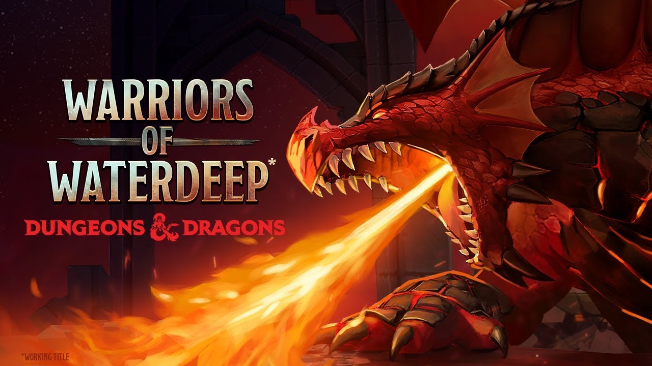 Warriors of Waterdeep is Dungeons & Dragons' return to