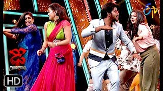 Sudheer,Laila Dance  Performance | Dhee Champions | 23rd October 2019    | ETV Telugu