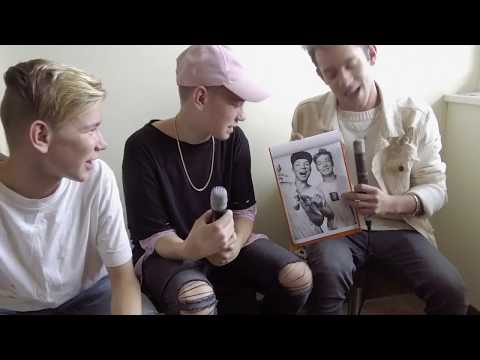 Marcus & Martinus - Little Quiz with Daniele Negroni