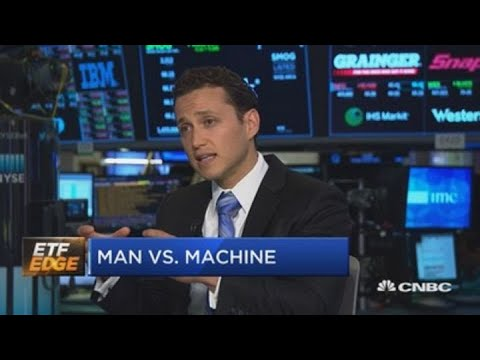 Man vs. machine: This ETF is beating the market using artificial intelligence