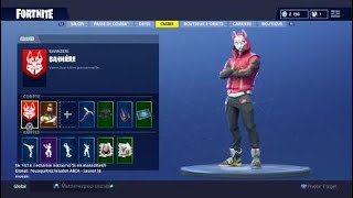 Skin Nomad Phase 3 - 35 Emotes / Fortnite Battle Royal !!!