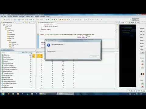 metriculator - a cdt-codan metric plug-in