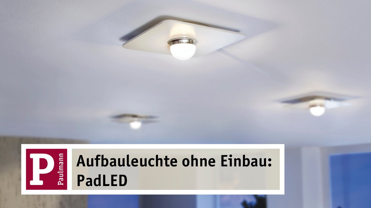 padled das led licht system mit wireless effekt youtube. Black Bedroom Furniture Sets. Home Design Ideas