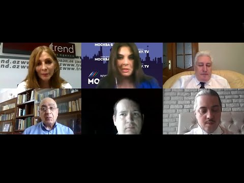 Эскалация на границе Азербайджана и Армении. Видеоконференция «Москва-Баку» с политологами