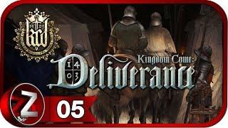 Kingdom Come Deliverance Прохождение на русском 5 - Играем в кости FullHD PC