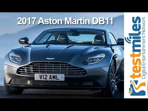 First drive : The 2017 Aston Martin DB 11