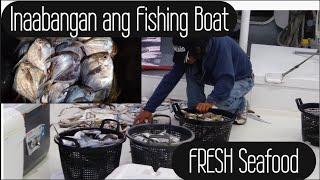 Inaabangan ang Fishing Boat para Makabili ng Fresh Seafood Sa Biloxi Port I Inday Kamote