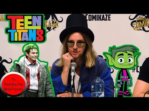 Greg Cipes Has Been Coaching Ryan Potter On How To Play Beast Boy