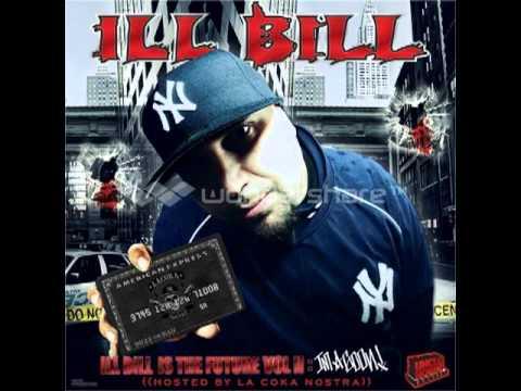 Ill Bill Is The Future Vol  2: I'm a Goon (Full Album)