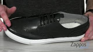 Grenson Wingtip Sneaker SKU: 8932770