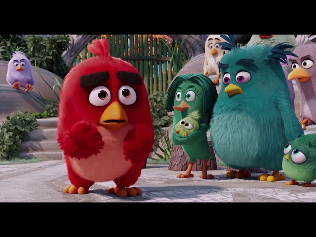 Angry Birds - A film (The Angry Birds Movie), amerikai-finn családi animációs film, 97 perc