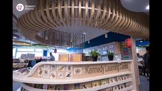 Kennedy School Learning Centre Grand Opening