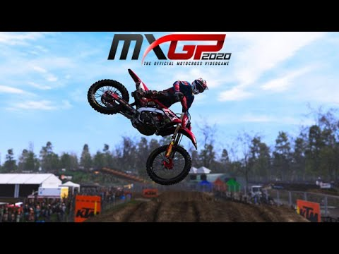 Moto MXGP 2020   The Official Motocross Bike race Game- Jelly Games |