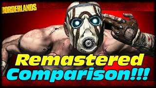Xbox 360 vs Maxed Out PC Borderlands Graphics Comparison! Why BL1 NEEDS to be Remastered! PROOF!