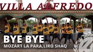 BYE BYE by Mozart La Para x Liro Shaq | Zumba® | TML Crew Kramer Pastrana