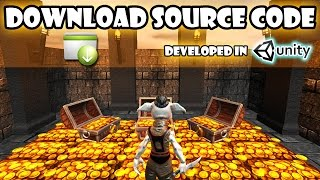 Maze Warrior - Download Complete Source Code - Developed in Unity 3D